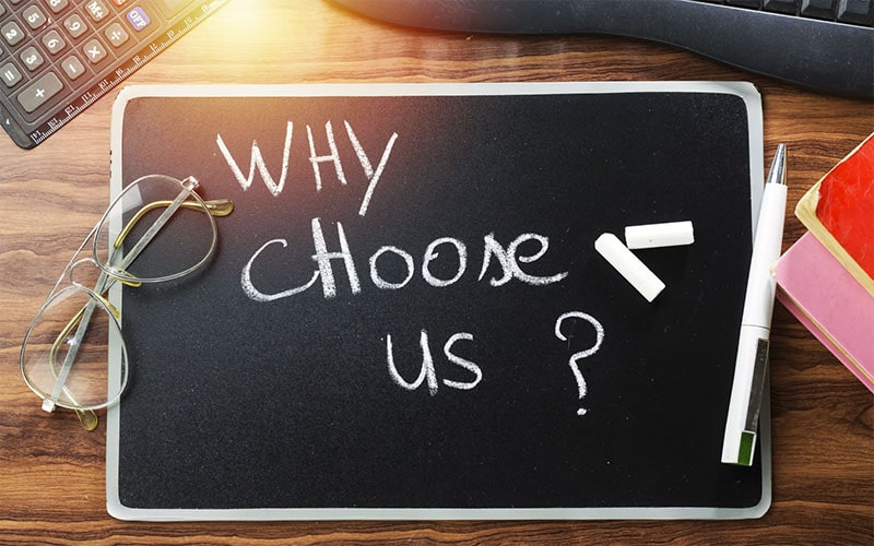 Why Choose Us, Informatics for Technology LLC | Oman